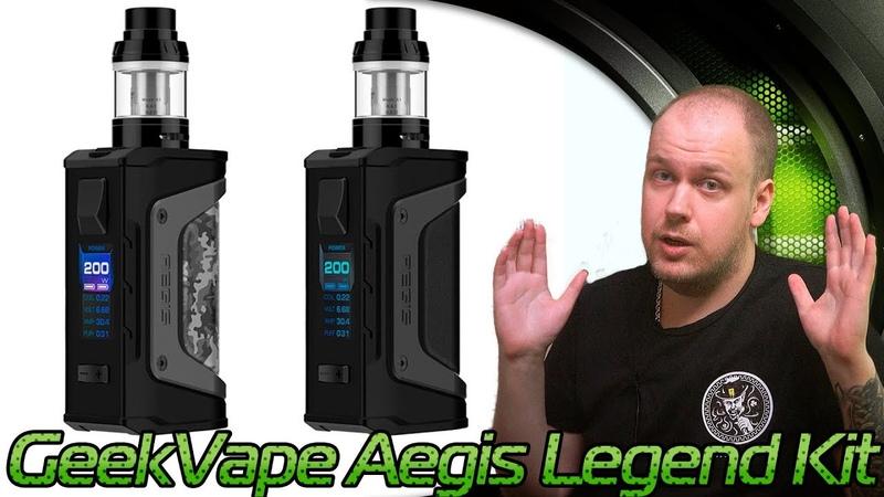 Geekvape Aegis Legend Kit ЗБС но эт не точно