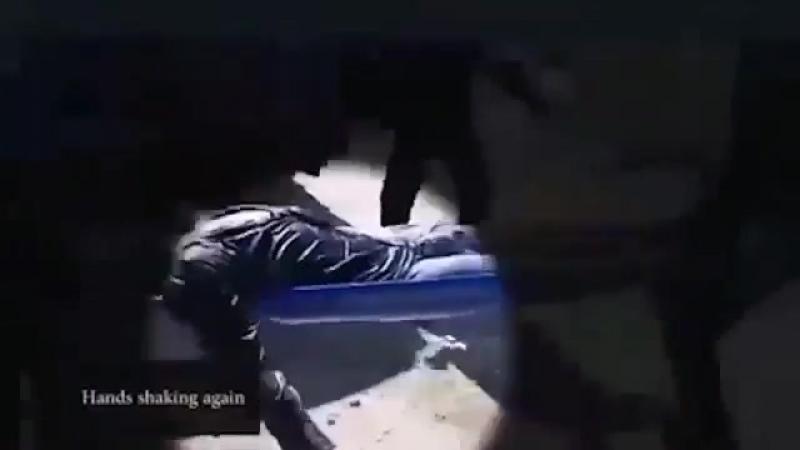 Интересное кино Агентство САНА опубликовало видео с инсценировкой химатаки которую готовили Белые каски в Идлибе И все бы
