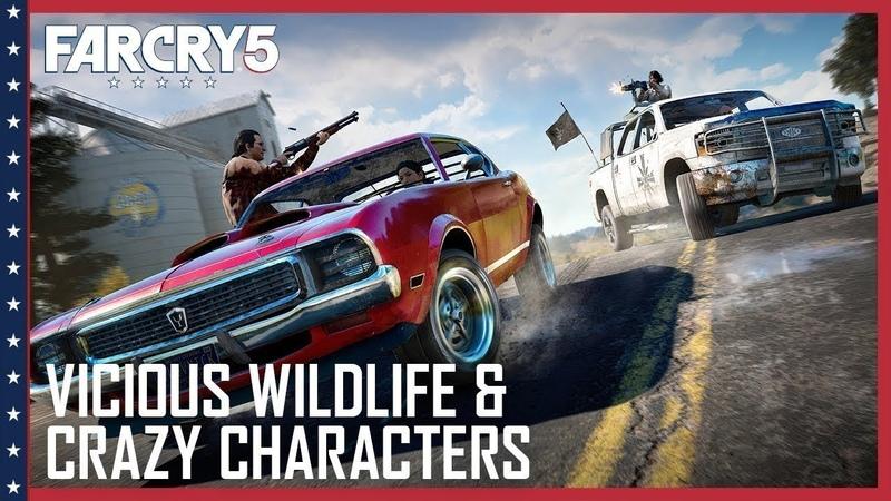 Прохождение Far Cry 5 — Часть 6 Мир слаб