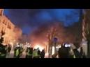 In Frankreich verwendet die Polizei Granaten die in anderen Ländern verboten sind Es gab viele Unf