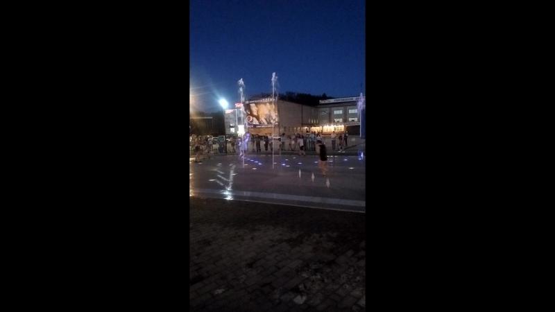 фонтан Ачинск дк