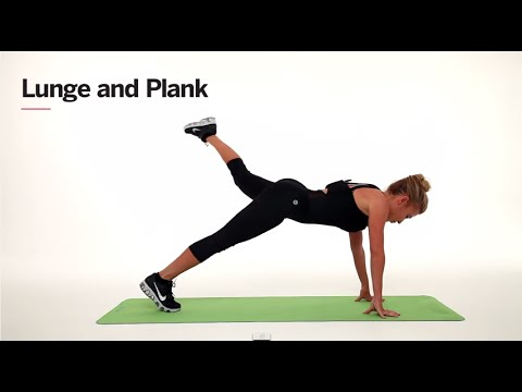 10 Minutes to a Sculpted Stomach | Tracy Anderson | Health