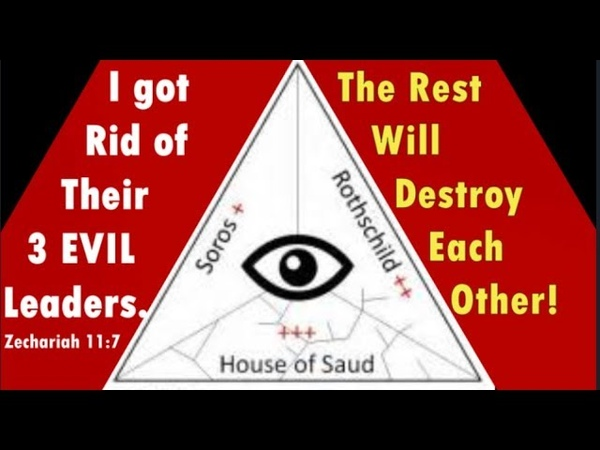 QAnon The NEW WORLD ORDER will be Destroyed! JUSTICE! PEACE! Hezekiah 11