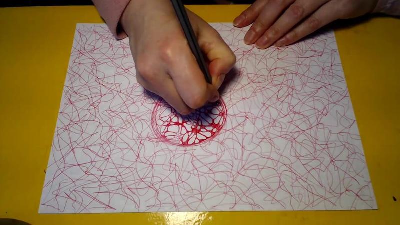 НЕйрографика - как преобразовать хаос