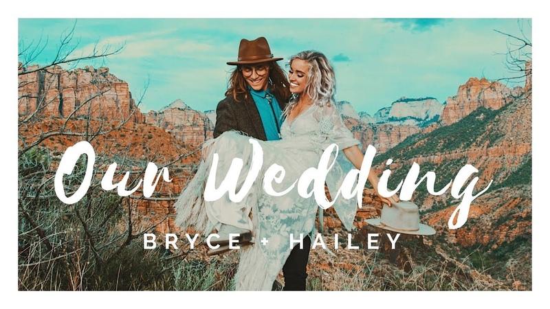 BRYCE HAILEY'S WEDDING