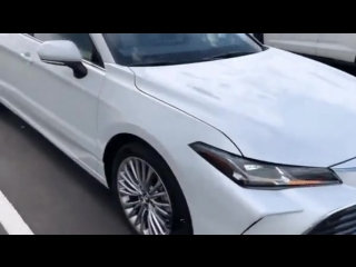 Toyota Avalon '2019, как вам внешний вид? Круче Камри?