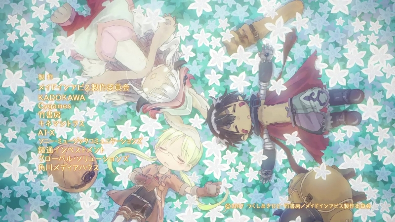 Made in Abyss 04