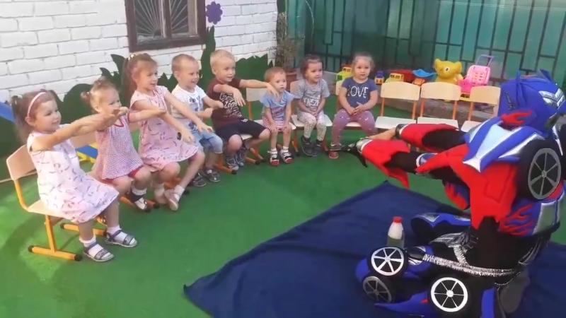 Ляськи Масяськи в детском саду