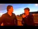 Разговор двух мужиков о рыбалке