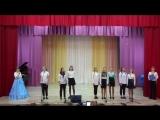 Песня о школе - сразу после торжественной клятвы первоклассников, данной Фее Музыки.