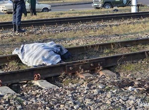 В Киевской области поезд насмерть задавил женщину