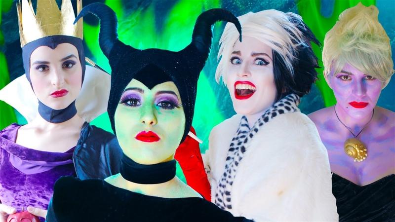 Disney Villains - The Musical feat. Maleficent
