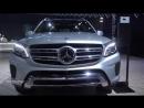 2018 Mercedes GLS 450 SUV - Exterior And Interior Walkaround