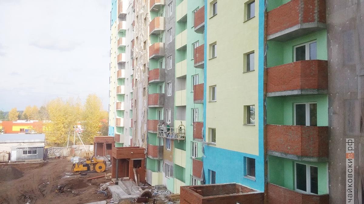 рсу-6, чайковский район, 2018 год