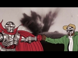 CZARFACE X MF DOOM - Bomb Thrown OFFICIAL VIDEO Czarface meets Metalface