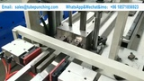 Fully Automatic Punching Machine Processing 2 Different Tube At One Time