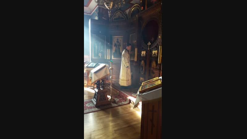 Проповедь 9 октября. Память Св. Ап. Ев. Иоанна Богослова. Варшавская православная духовная семинария.