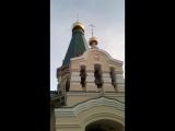 Царский праздничный колокольный звон в монастыре св.Царственных страстотерпцев урочище Ганина яма.