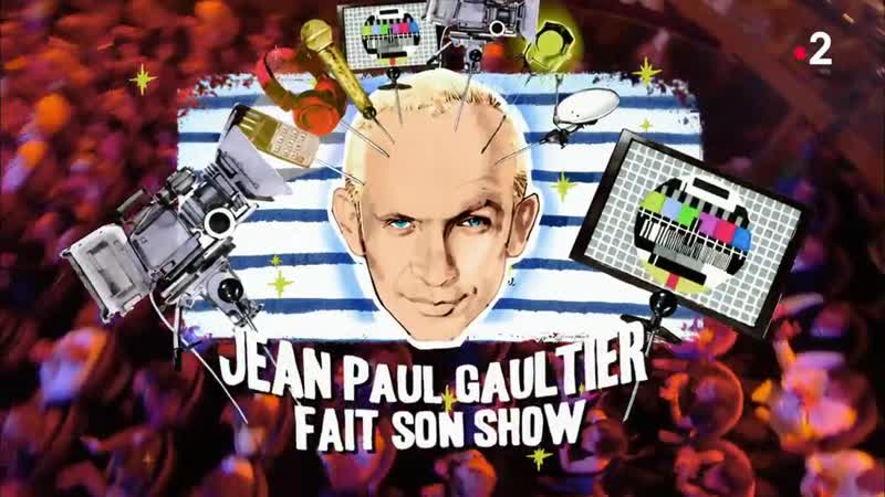 Jean Paul Gaultier fait son show (French TV, France 2) (2018)