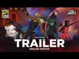 ENG | Трейлер: «Юная лига справедливости» — 3 сезон / «Young Justice: Outsiders» — 3 season 3, 2018 | SDCC18