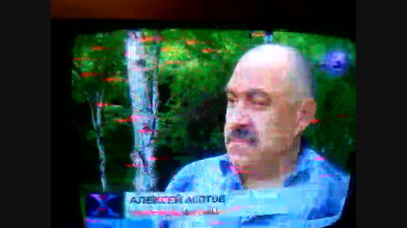 Сёмки в программе Х-версии на ТВ 3