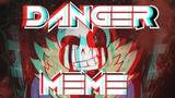 Danger-Animation Meme (Killer Sans) Undertale - Anim