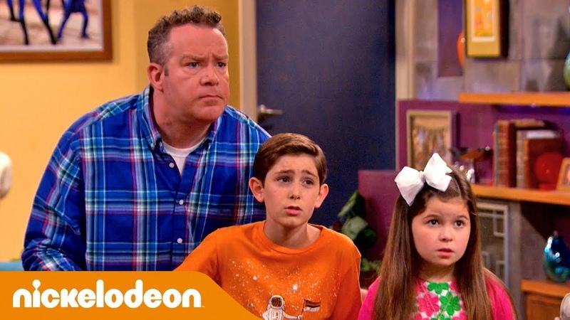 Грозная семейка   1 сезон 4 серия   Nickelodeon Россия