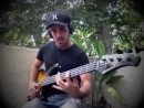 EXTREME SLAP BASS SOLO (by Miki Santamaria) - With TABS