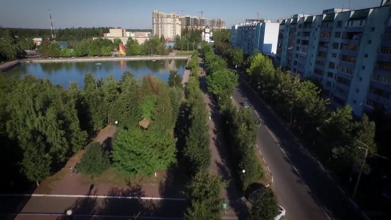 Любимый город Краснознаменск_ 34 года.
