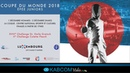 COUPE DU MONDE - EPEE HOMMES JUNIORS - LUXEMBOURG 2018