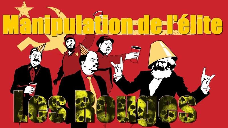 Manipulation de l'élite Les Rouges