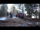 Нивы на тракторах, Jeep на порталах - вторая часть