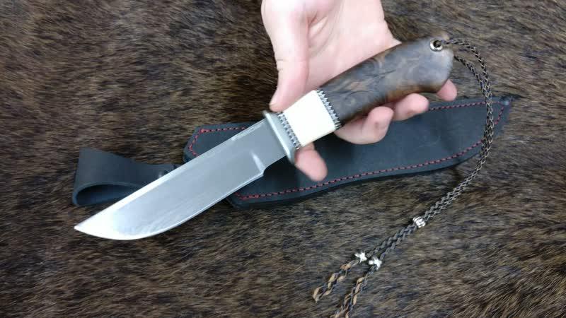 Нож Аляска Авторское исполнение