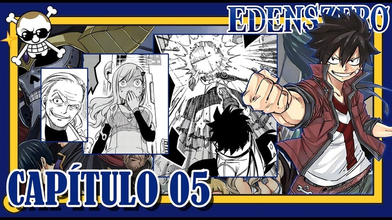 Edens Zero 05 Paradoxo Temporal Review
