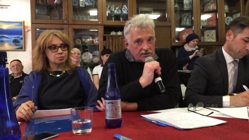 Майоров Алексей Николаевич - представитель комитета по образованию Госдумы РФ.