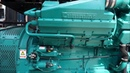 1000KW 1250KVA Cummins Diesel Generator Set - Starlight Power
