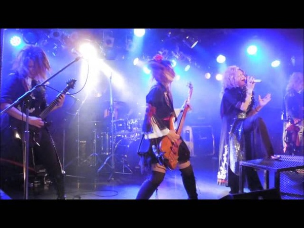 Pan-d-ra - Live in Birth Shinjuku