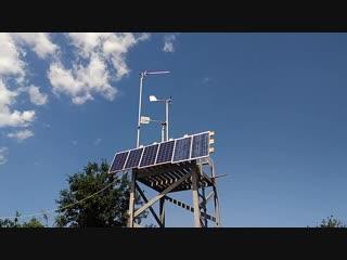 Солнечная ветряная электростанция - Строим дом своими руками