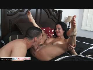 Veronica avluv [ mature / cunnilingus , deep blowjob , cum on face , old with young , riding dick]