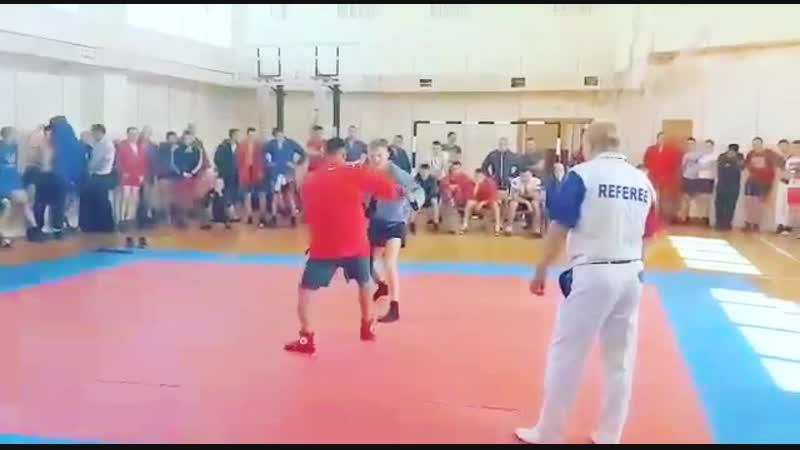 Чемпионат Челябинской Области по Самбо