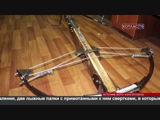 В ИК-4 пытались передать телефоны (27.12.2018)