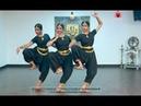 Shankar Mahadevan's Popular song Gananayakaya Sridevi Nrithyalaya Bharathanatyam Dance