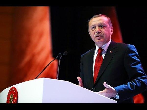 Cumhurbaşkanı Erdoğan, Kut'ül Amare Zaferi 100. yılı Kutlama Töreni / 29 Nisan 2016