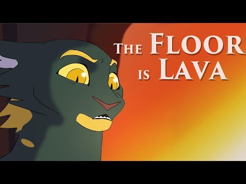 The Floor is LAVA! Patchwind Meme (Original by PaintedSerenity)