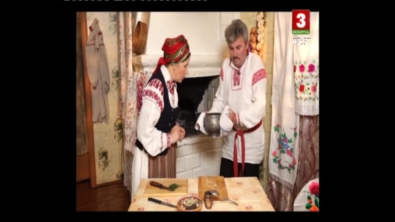 25 Беларуская кухня Рыбный квас