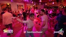Vsevolod Bogomol and Angela Mariano Salsa Dancing at Rostov For Fun Fest 2018, Friday 02.11.2018