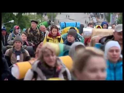 Великорецкий крестный ход, г. Киров, 3 июня 2018 г.