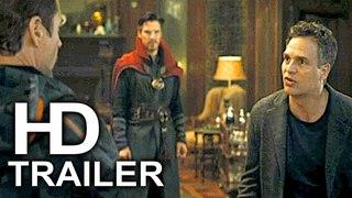 AVENGERS INFINITY WAR Movie Clip Bruce Banner Meets Doctor Strange Trailer (2018) Superhero Movie HD