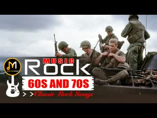 Greatest rock n roll vietnam war music - 60s and 70s classic rock songs part 2