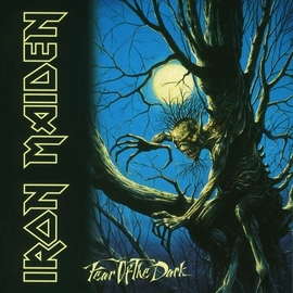 Iron Maiden альбом Fear Of The Dark